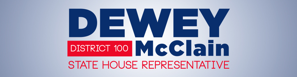 State House Representative Dewey McClain