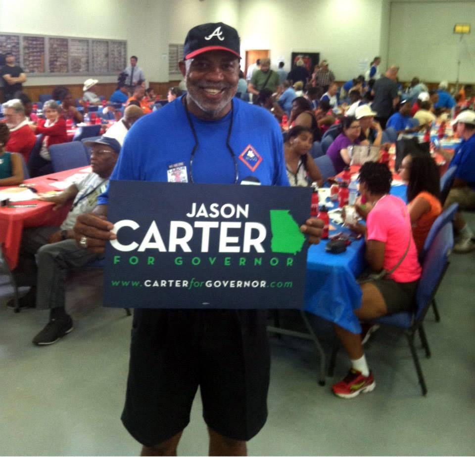 Jason Carter for Governor 2014!