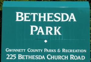 BethesdaParkSign