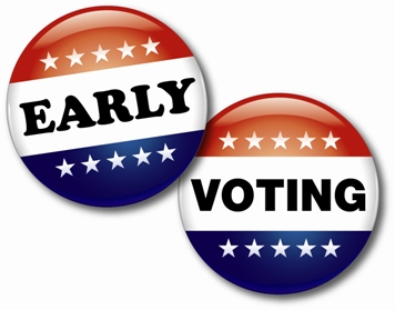Early voting for Runoff Election
