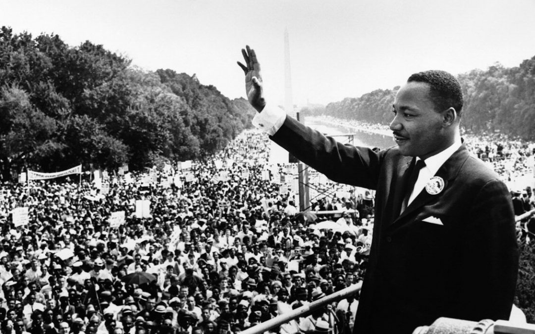 Martin Luther King's birthday 2021